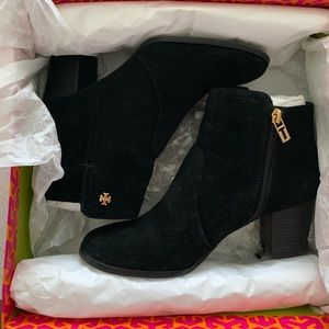 Tory Burch Ankle Boots 7.5